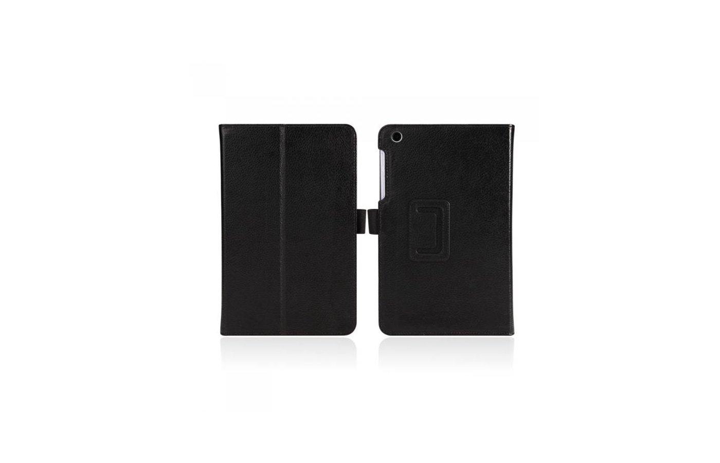 Чехол для планшетного ПК IT BAGGAGE для LENOVO Tab A8-50 (A5500) 8 искус. кожа черный ITLNA5502-1