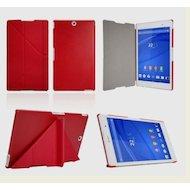 Фото Чехол для планшетного ПК IT BAGGAGE для SONY Xperia TM Tablet Z3 8 пластик/ искус. кожа красный ITSYZ301-3