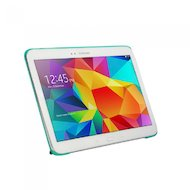 Фото Чехол для планшетного ПК IT BAGGAGE для SAMSUNG Galaxy Tab4 10.1 hard case искус. кожа бирюзовый с тонированной задней стенко