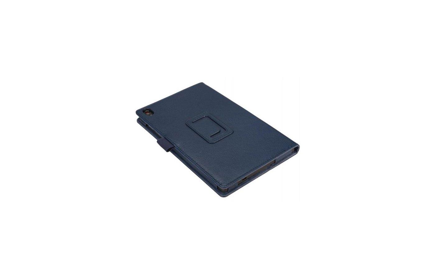Чехол для планшетного ПК IT BAGGAGE для LENOVO Idea Tab 2 8 A8-50  искус. кожа синий ITLN2A802-4