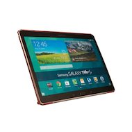 Фото Чехол для планшетного ПК IT BAGGAGE для SAMSUNG Galaxy TabS 10.5 hard case искус. кожа красный с тонированной задней стенкой