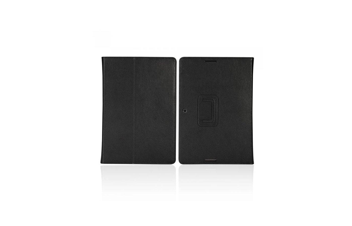 Чехол для планшетного ПК IT BAGGAGE для ASUS MeMO Pad 10 ME103K искус. кожа черный ITASME103K-1
