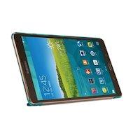 Фото Чехол для планшетного ПК IT BAGGAGE для SAMSUNG Galaxy TabS 8.4 hard case искус. кожа синий с тонированной задней стенкой ITS