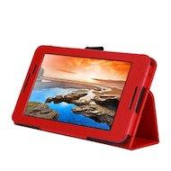 Фото Чехол для планшетного ПК IT BAGGAGE для LENOVO Tab A7-50 (A3500) 7 искус. кожа красный ITLNA3502-3