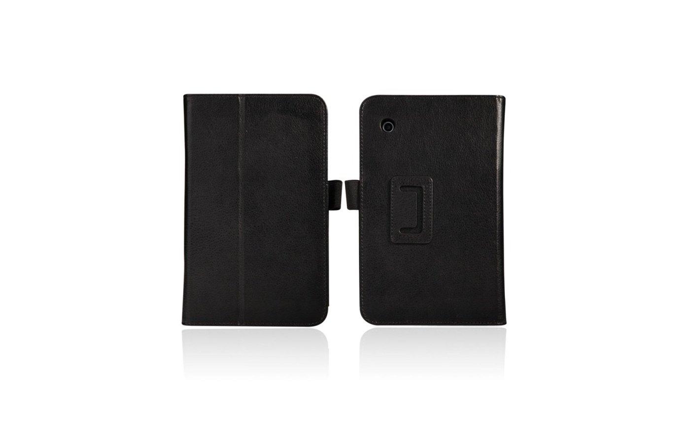 Чехол для планшетного ПК IT BAGGAGE для LENOVO Tab A7-30 (A3300) 7 искус. кожа черный ITLNA3302-1