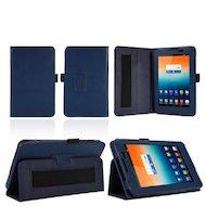 Фото Чехол для планшетного ПК IT BAGGAGE для LENOVO Tab A7-50 (A3500) 7 искус. кожа синий ITLNA3502-4
