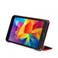 Фото Чехол для планшетного ПК IT BAGGAGE для SAMSUNG Galaxy Tab4 7 hard case искус. кожа красный с тонированной задней стенкой ITS
