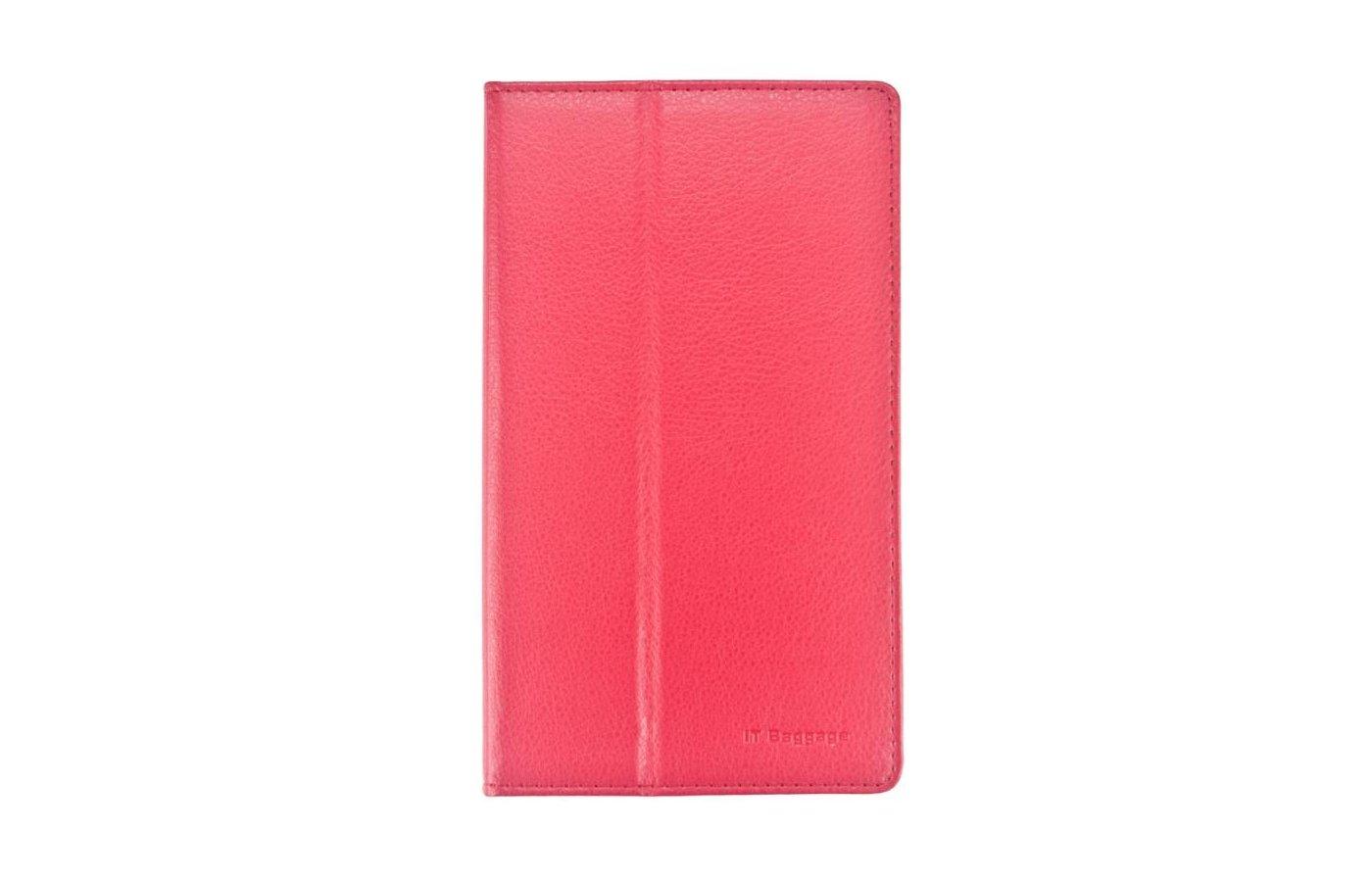 Чехол для планшетного ПК IT BAGGAGE для ASUS MeMO Pad 7 ME572C/CE искус. кожа с функцией стенд красный ITASME572-3