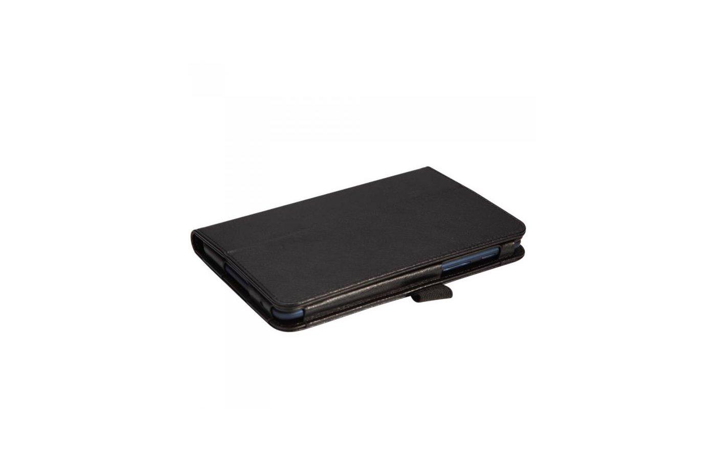 Чехол для планшетного ПК IT BAGGAGE для LENOVO Tab A7-50 (A3500) 7 искус. кожа черный ITLNA3502-1