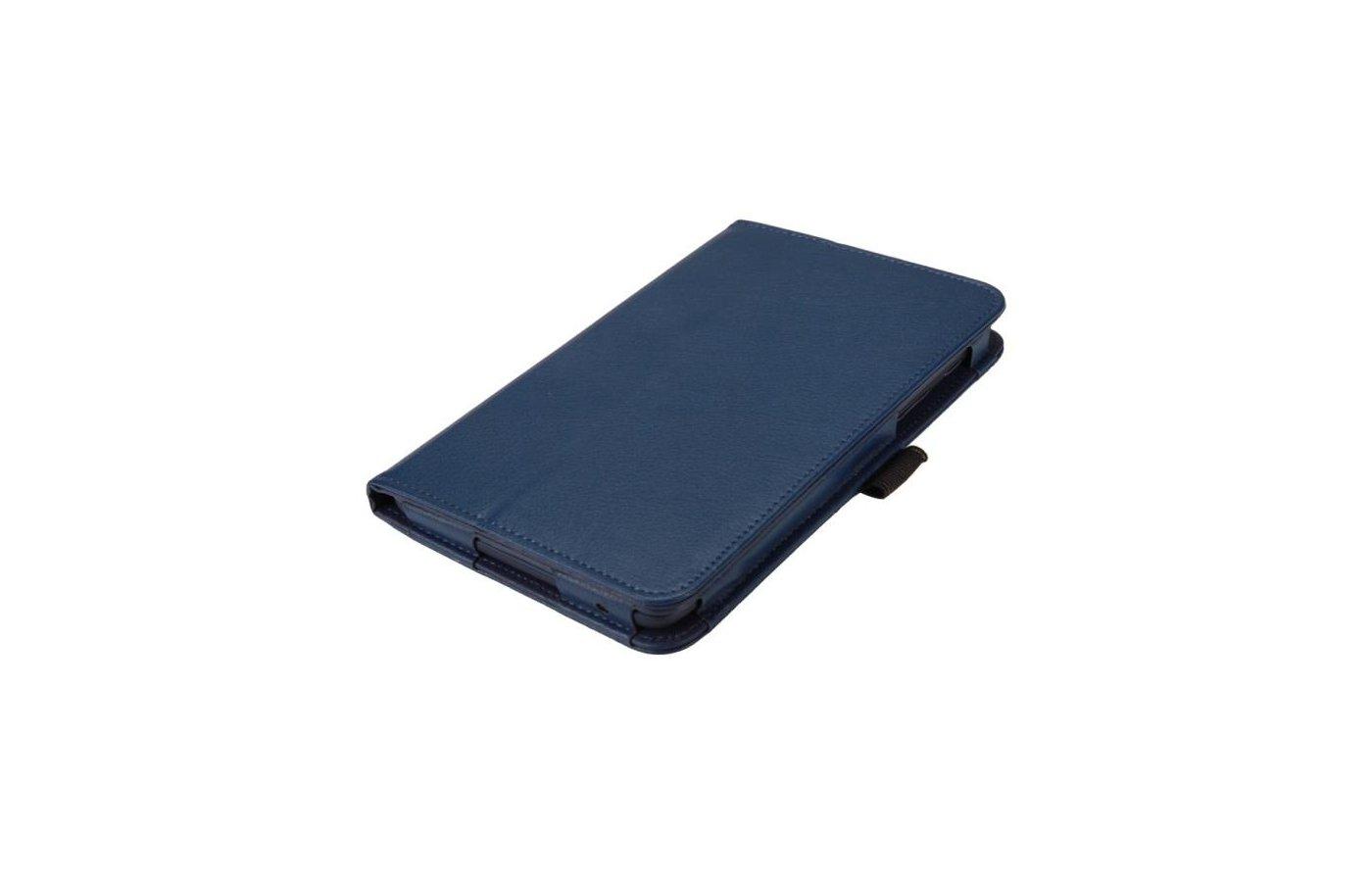 Чехол для планшетного ПК IT BAGGAGE для LENOVO Tab A7-50 (A3500) 7 искус. кожа синий ITLNA3502-4