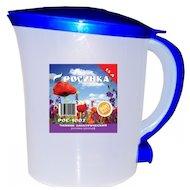 Чайник электрический  РОСИНКА РОС-1002 синий