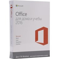 Фото Компьютерное ПО Microsoft Office Home and Student 2016 No Skype Rus Only Medialess (79G-04713)