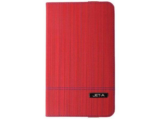 Чехол для планшетного ПК Jet.A SC8-7 для Samsung GT4 8 Цвет - Красный
