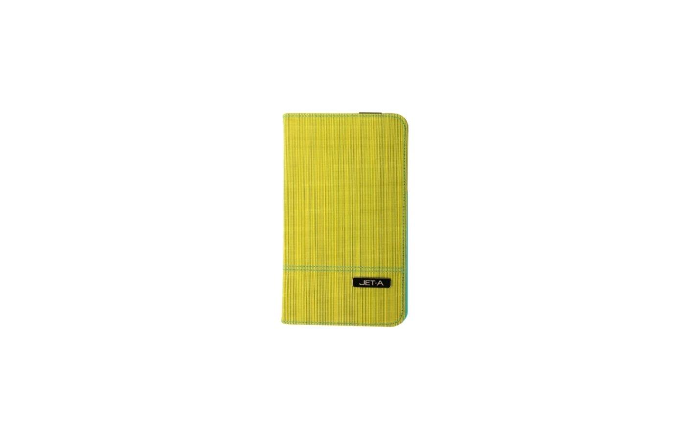 Чехол для планшетного ПК Jet.A SC8-7 для Samsung GT4 8 Цвет - Жёлтый