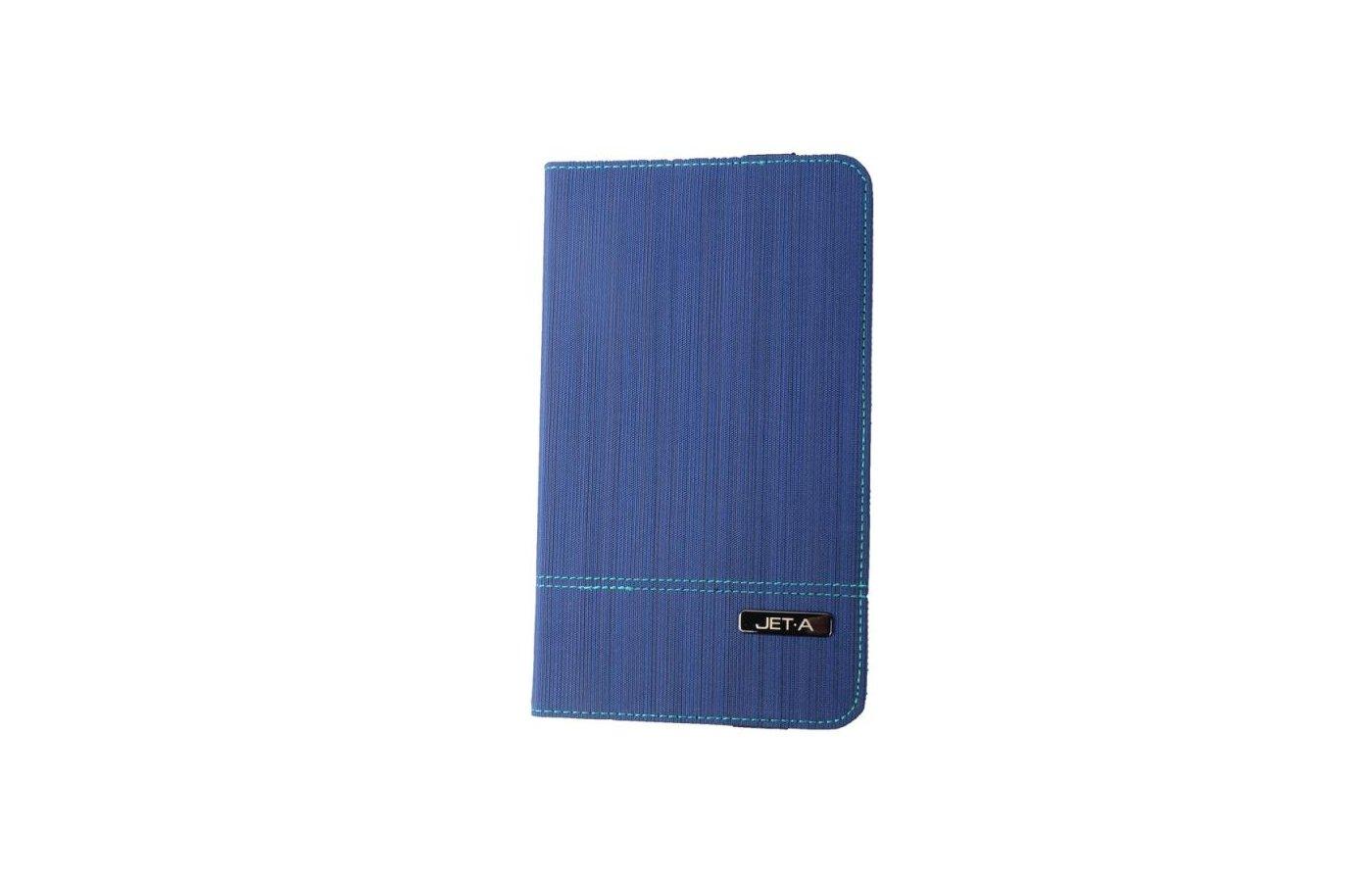 Чехол для планшетного ПК Jet.A SC8-7 для Samsung GT4 8 Цвет - Синий