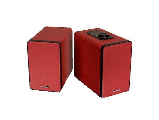Компьютерные колонки Microlab H21 red