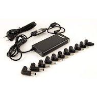 Сетевой адаптер для ноутбука BURO BUM-1284B90 автоматический 90W 15V-20V 11-connectors 1xUSB 2.1A