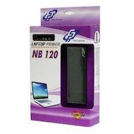 Фото Сетевой адаптер для ноутбука FSP NB 120 автоматический 120W 18V-20V 8-connectors от бытовой электросети