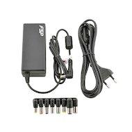 Сетевой адаптер для ноутбука FSP NB 65 автоматический 65W 18V-20V 8-connectors от бытовой электросети