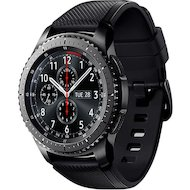 Смарт-часы Samsung Gear S3 Frontier (SM-R760NDAASER) dark grey