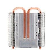 Фото Охлаждение Titan TTC-NC35TZ/RPW(RB) Soc-1155/AM3+/FM1/FM2 4pin 14-35dB Al+Cu 115W 430g винты Z-AXIS
