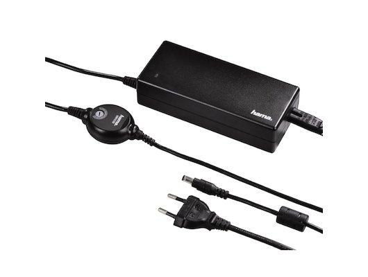 Сетевой адаптер для ноутбука Hama NB Uni8 (12120) 90W 15V-24V от бытовой электросети