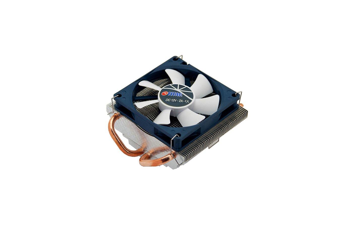 Охлаждение Titan TTC-NC35TZ/RPW(RB) Soc-1155/AM3+/FM1/FM2 4pin 14-35dB Al+Cu 115W 430g винты Z-AXIS