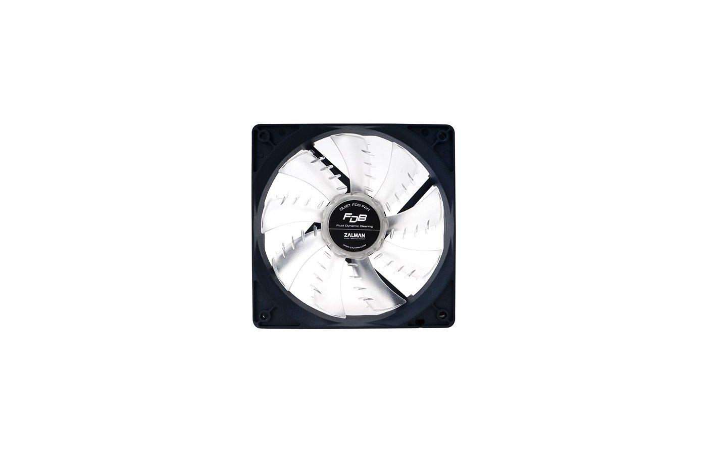 Охлаждение Zalman ZM-F3 FDB(SF) 120x120 3-pin 20-23dB Ret для корпуса