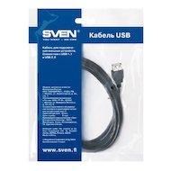 Фото USB Кабель SVEN USB2.0 A(m) - A(f) удлинитель 5m