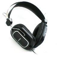 Фото Наушники с микрофоном проводные A4Tech HS-200