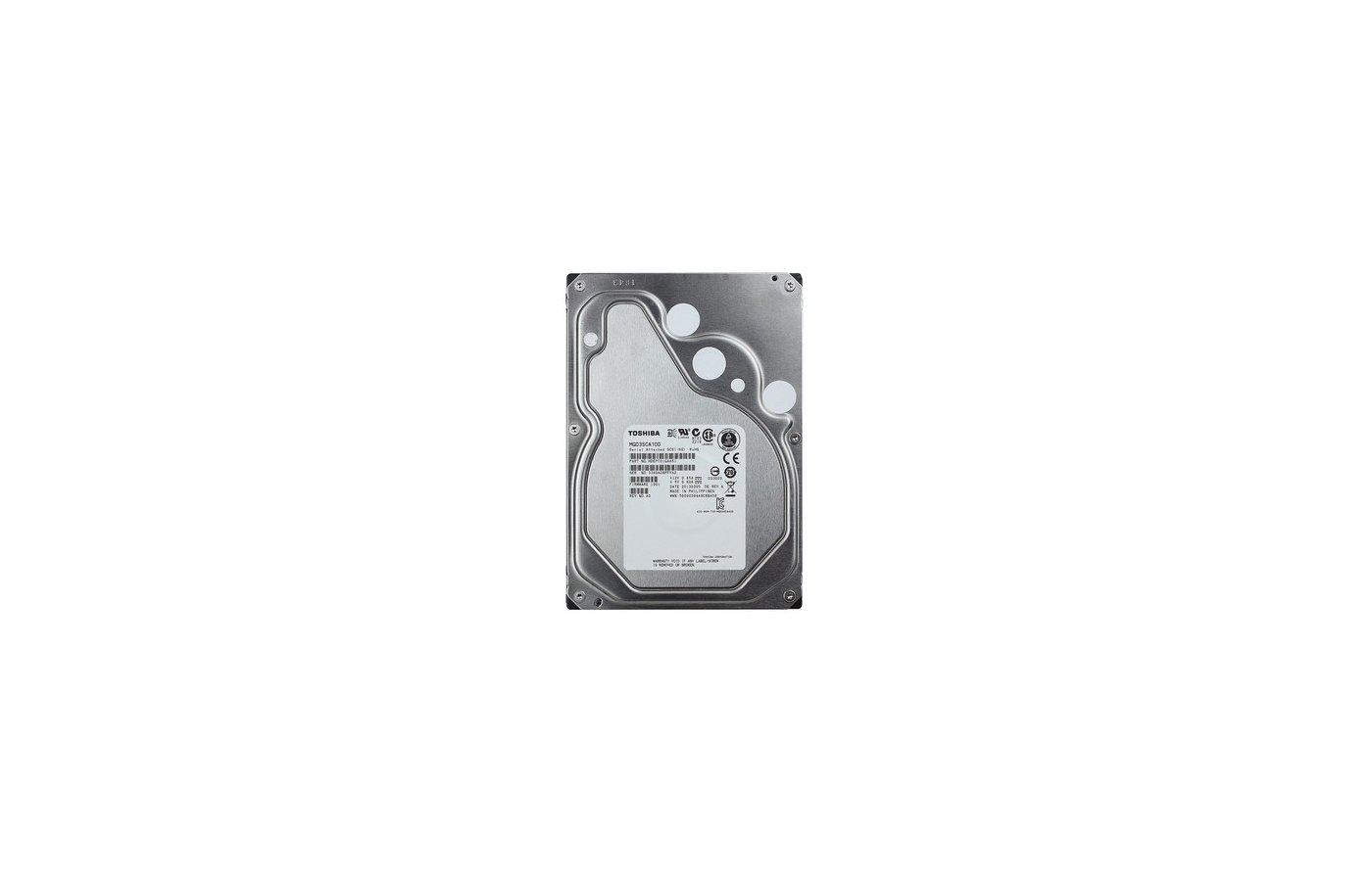 Жесткий диск Toshiba SAS-2 1Tb MG03SCA100 7200 rpm 64Mb