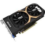 Видеокарта Palit PCI-E PA-GTX750Ti StormX DUAL 2G nVidia GeForce GTX 750Ti 2048Mb 128bit GDDR5 1202/6008 Ret DV