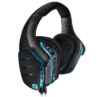 Игровые наушники проводные Logitech Headset G633 Gamig Artemis Scpectrum RGB 7.1 SURROUND USB (981-000605)