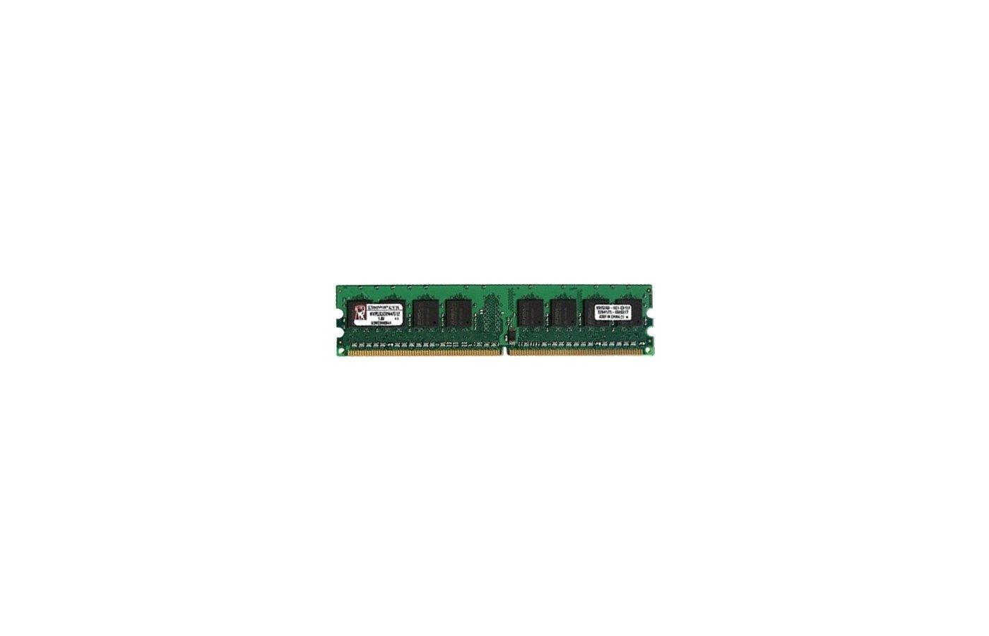 Оперативная память Kingston KVR800D2N6/2G RTL PC2-6400 DDR2 2Gb 800MHz CL6