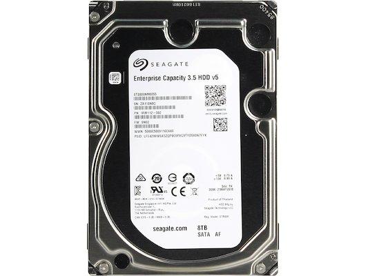 Жесткий диск Seagate SATA-III 8Tb ST8000NM0055 Enterprise Capacity (7200rpm) 256Mb 3.5