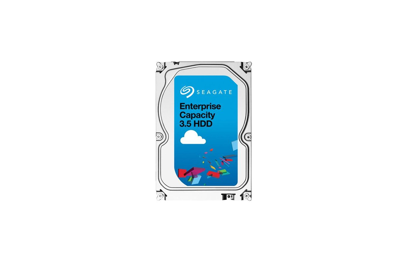 Жесткий диск Seagate ST4000NM0033 SATA3 4Tb Constellation ES.3 7200 rpm 128Mb