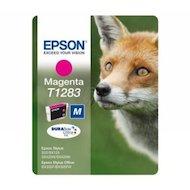 Фото Картридж струйный Epson C13T12834021 картридж (Magenta для Stylus S22/SX130/SX230/SX420W/SX425W/BX305F security vers)