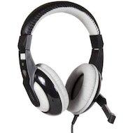 Наушники с микрофоном проводные COSONIC CH-6099A