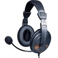 Наушники с микрофоном проводные COSONIC CD-760MV