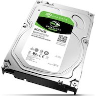 Фото Жесткий диск Seagate SATA-III 500Gb ST500DM009 Barracuda (7200rpm) 32Mb 3.5""