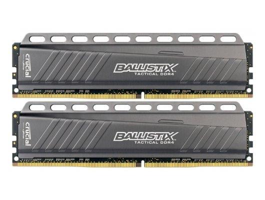 Оперативная память Crucial BLT2C4G4D26AFTA RTL PC4-21300 DDR4 2x4Gb 2666MHz CL16 DIMM