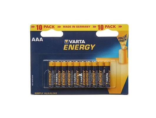 Батарейка Varta LR03 BL10
