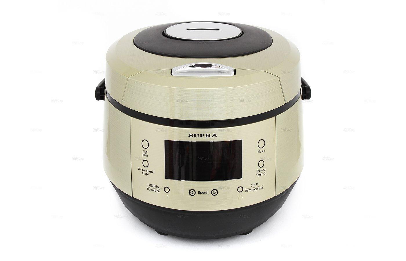 Мультиварка SUPRA MCS-5202G