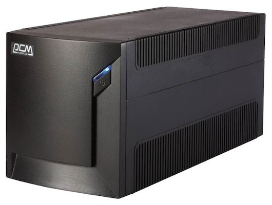 Блок питания Powercom Raptor RPT-1500AP 900Вт 1500ВА черный