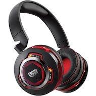 Наушники с микрофоном беспроводные Creative Sound Blaster EVO ZXR черный/красный беспроводные bluetooth (оголовье)