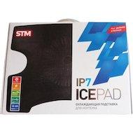 Фото Подставка для ноутбука STM Laptop Cooling IP7 Black
