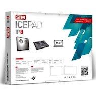Фото Подставка для ноутбука STM Laptop Cooling IP8 Black