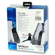 Фото Наушники с микрофоном проводные Velton VLT-022