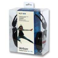 Фото Наушники с микрофоном проводные Velton VLT-918