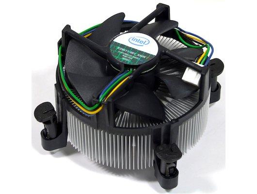 Охлаждение S1156 Intel Al (Foxconn 97379)